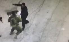 """Noticias de TV de la AP miente afirmando que terrorista acuchillador fue """"Ejecutado"""""""