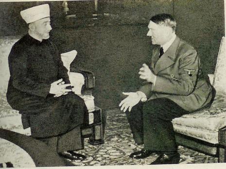 El macabro legado de Hitler en el terrorismo árabe - Por Federico Gaon