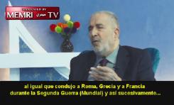 Historiador iraquí: La homosexualidad destruirá a Estados Unidos al igual que lo hizo en Roma, Grecia y Francia