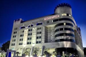 Hotel Movenpick en Ramallah