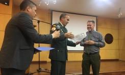 Capacitación a fuerzas de seguridad de Colombia sobre la inestabilidad en el Medio Oriente