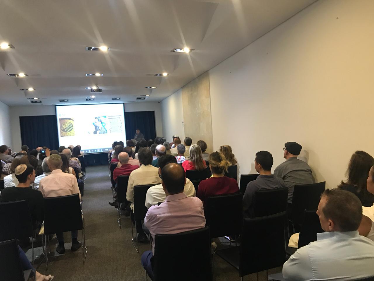 Conferencias en Comunidad Judía de Cali (Colombia) – Noviembre 2018