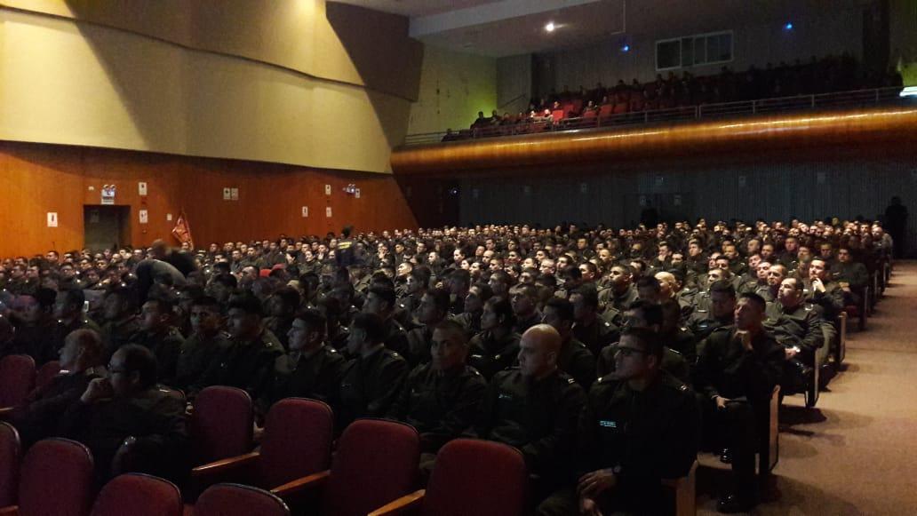 Capacitación al Ejército de Perú sobre radicalismo islámico