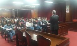 Relaciones Internacionales – El Medio Oriente y su inestabilidad – En la Universidad Ricardo Palma de Perú (2018)