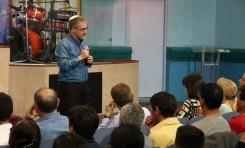 Actividad en la Iglesia Evangélica del Pastor Jorge Márquez