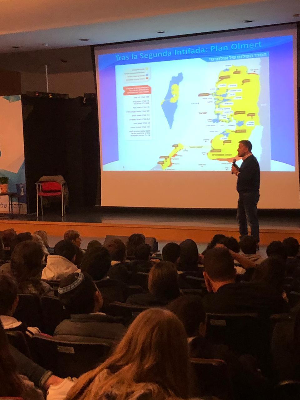 Las próximas elecciones en Israel – Para colegios secundarios en México