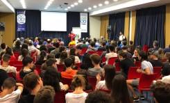 Actividad en OHA Macabi (Argentina) para Madrijim sobre Elecciones en Israel 2019