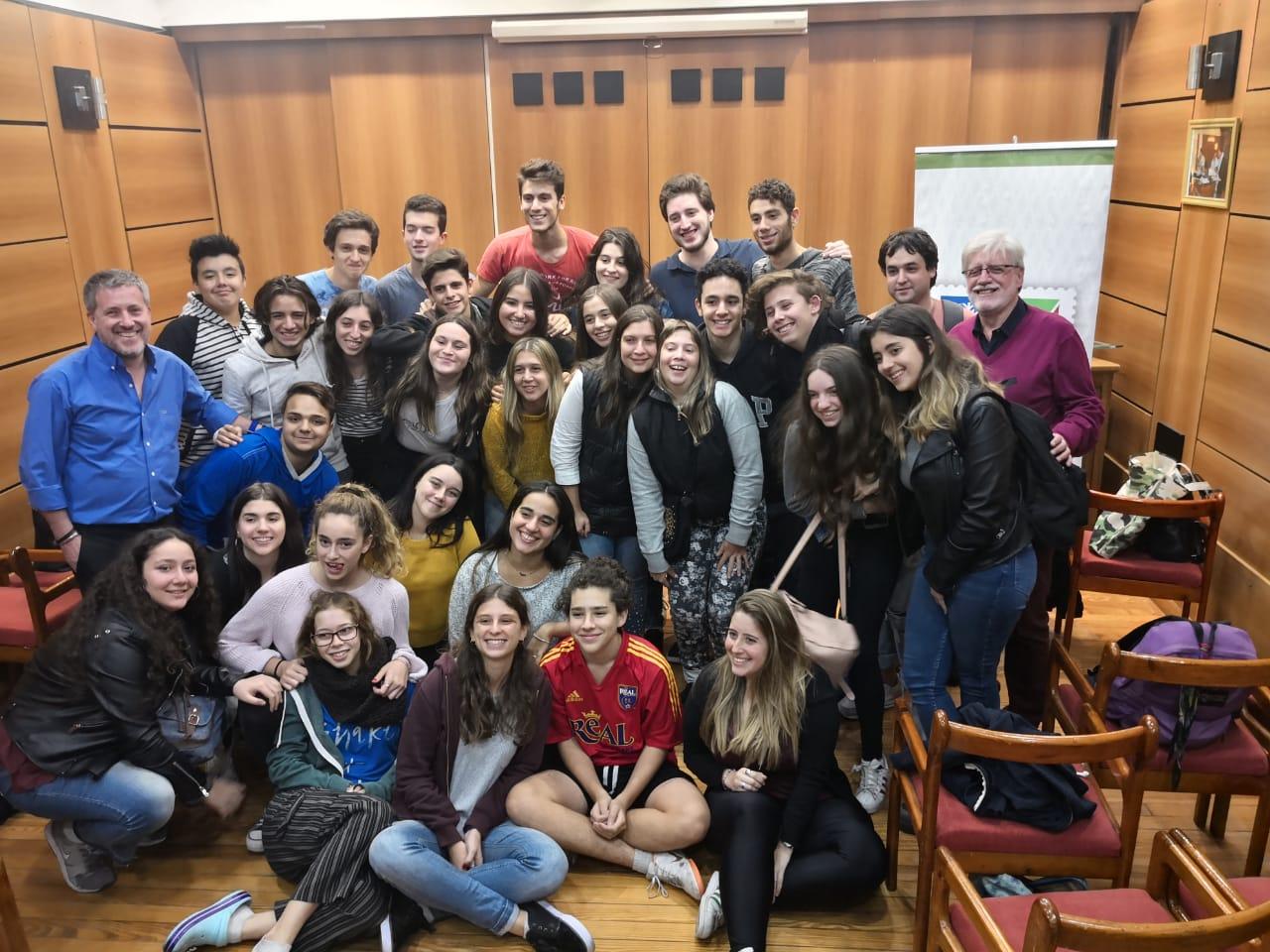 Actividades en Marzo 2019 – Organizadas por KKL en Buenos Aires