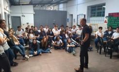 Actividad en Tucumán junto al KKL Argentina