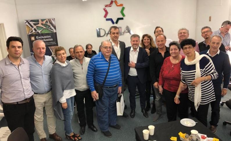 Antisionismo y Antisemitismo – Encuentro con DAIA Argentina