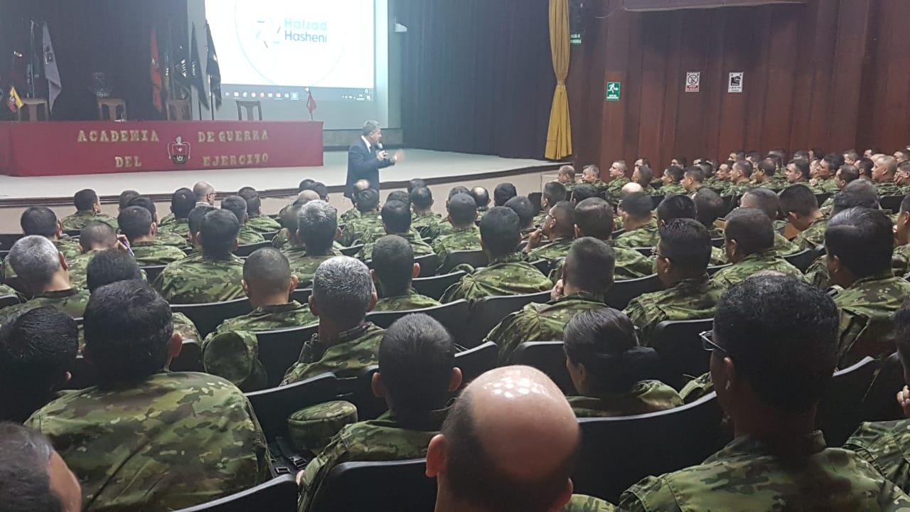 Radicalismo Islámico y la influencia iraní en el continente – Escuela de Oficiales del Ejército Quito Ecuador