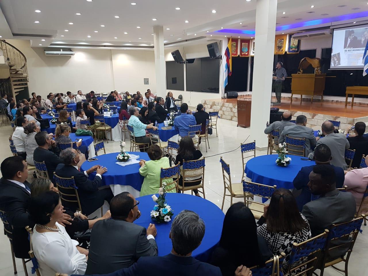 Las Profecías en el Estado de Israel – Guayaquil Ecuador – Junto a los mejores Pastores Evangélicos de la ciudad