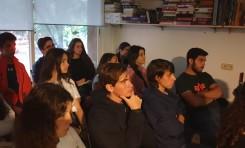 Seminario en Barcelona de Hasbara - Hatzad Hasheni