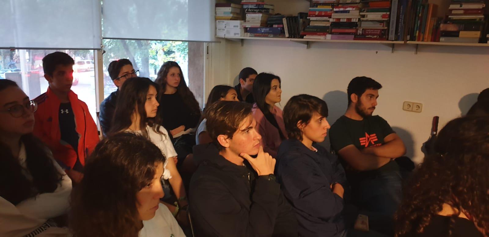 Seminario en Barcelona de Hasbara – Hatzad Hasheni
