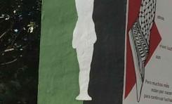 Plaza Palestina de El Salvador niega la existencia del Estado de  Israel