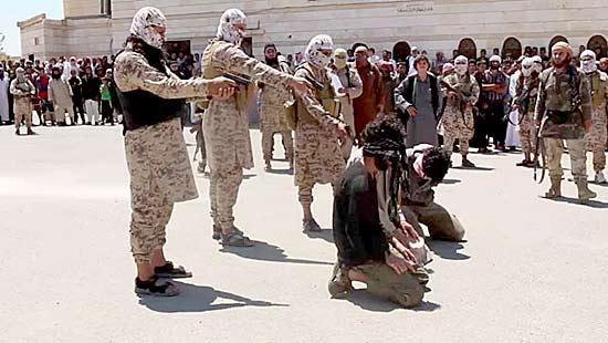 El Estado Islámico debería ser aniquilado – Por Prof. Steven R. David