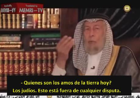 "Clérigo Iraquí Al-Kubeisi: ""ISIS es controlada por Netanyahu"""