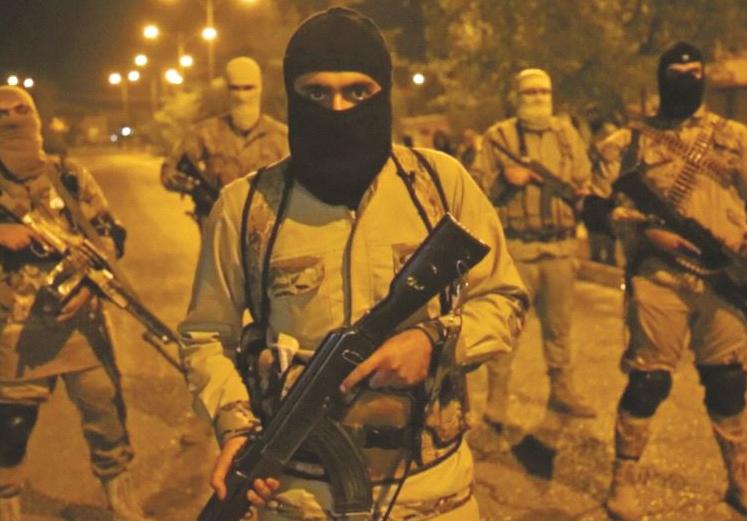 Resultado de imagen para imagenes de ISIS