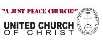 La Iglesia Unida de Cristo ataca injustamente a Israel - Por Denis MacEoin (Gatestone Institute)