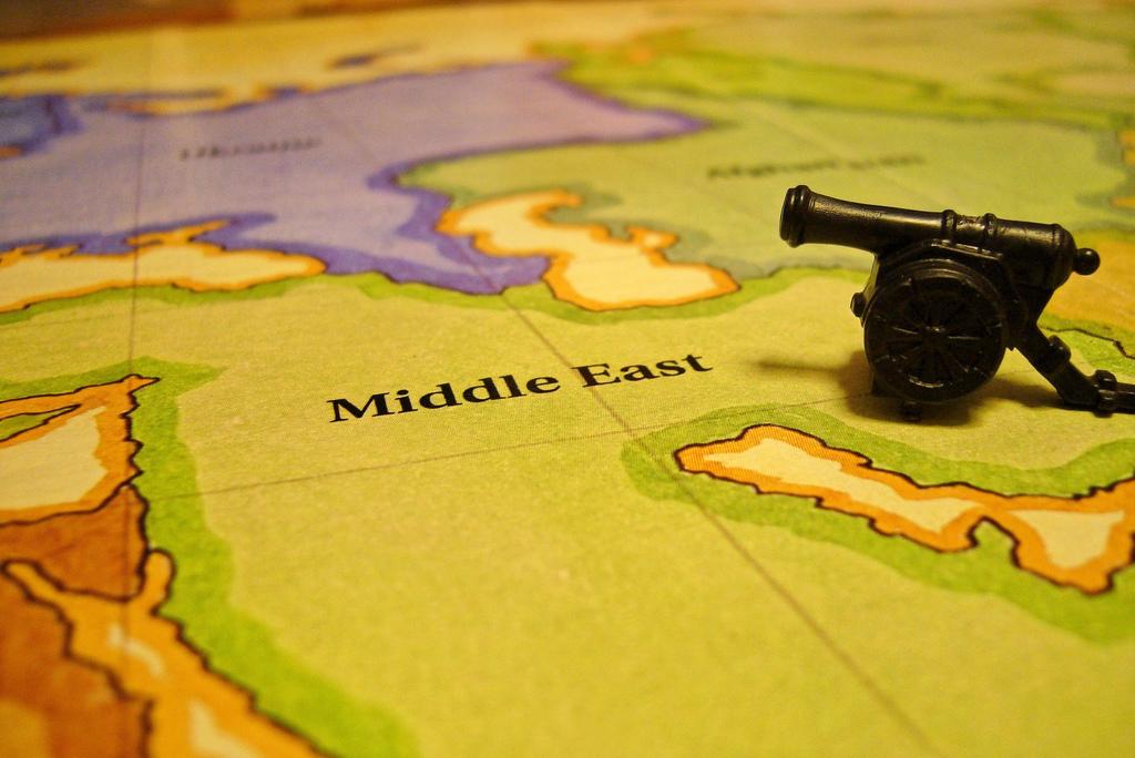 Todo muy tranquilo en el frente de batalla del Medio Oriente – Por José V. Ciprut