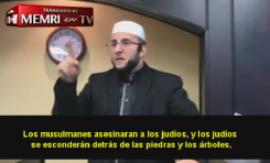 """Imán de Houston (EE.UU.): """"Los musulmanes asesinarán a los judíos el Día del Juicio Final"""""""