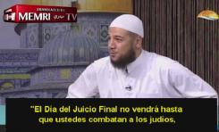 Judeofobia - Imam en Gaza Ahmad Okasha educa al odio religioso hacia los judíos.