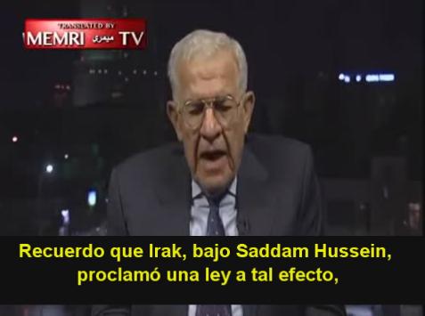 """""""Es ingenuo pedir que los judíos regresen a los países árabes cuando están mejor en Israel"""""""