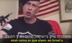 """""""Amo a esa gente. Los juíos son más honorables que todos los regímenes árabes"""""""