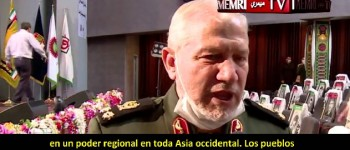 Asesor sénior Fuerzas Armadas de Jamenei: EE.UU. y los sionistas se vuelven más débiles mientras Irán se fortalece