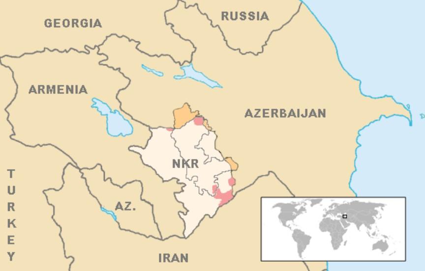 El conflicto armenio-azerbaiyano y sus implicaciones para Irán – Por Arvin Khoshnood y Dr. Ardavan Khoshnood (BESA)
