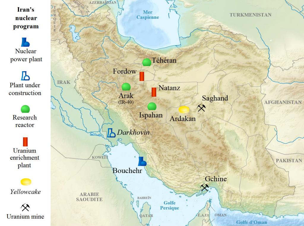 ¿Irán está considerando reactivar el enriquecimiento de uranio en Fordow? – Por Teniente Coronel (Reserva) Dr. Raphael Ofek