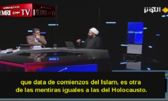 Jeque iraní: La masacre de la tribu judía Banu Qurayza es una fabricación similar al del Holocausto por los judíos