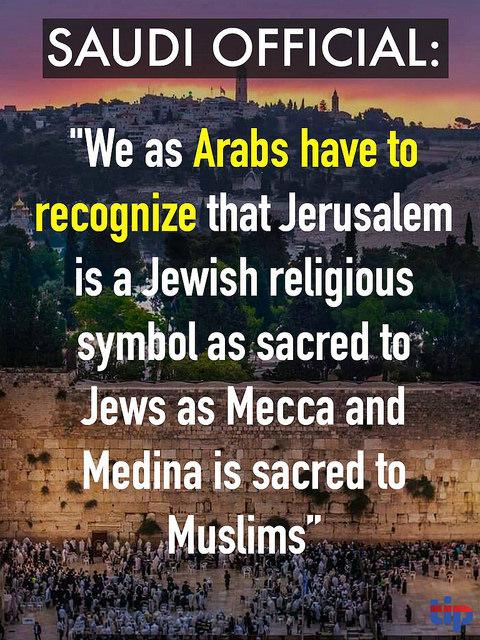 La diplomacia religiosa saudita tiene en la mira a Jerusalén – Por Dr. James M. Dorsey