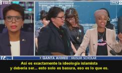Académica musulmana arremete contra Ilhan Omar y Rashida Tlaib