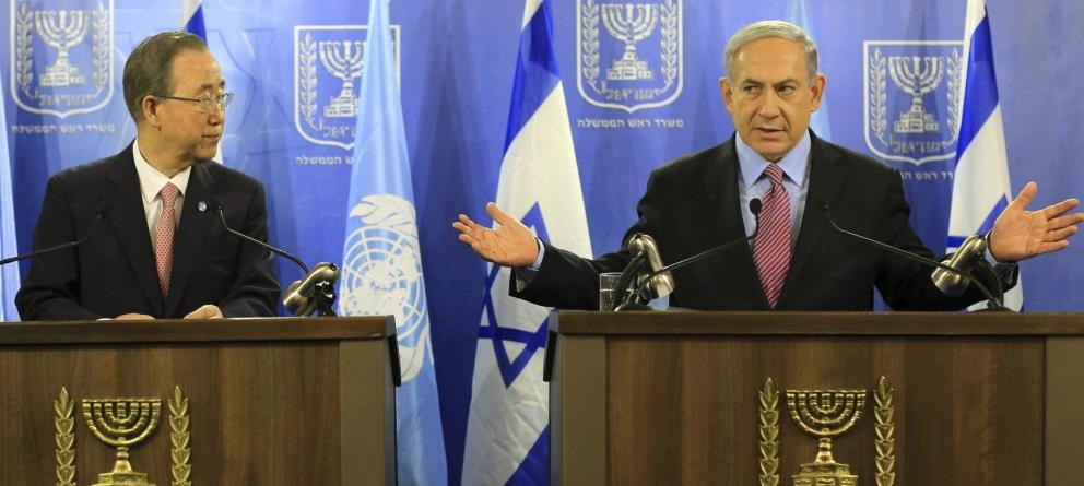 Israel: solos contra el mundo – Por Enrique Navarro (Libertad Digital)