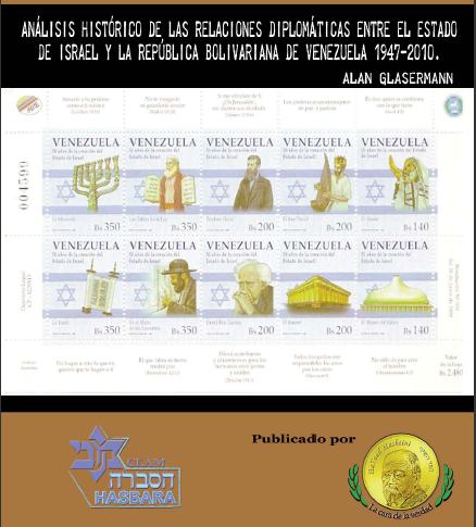 Las contradictorias relaciones entre Israel y Venezuela