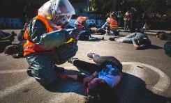 El desalentar la utilización de armas químicas es algo muy valioso de por si - Por Dr. Max Singe (BESA)