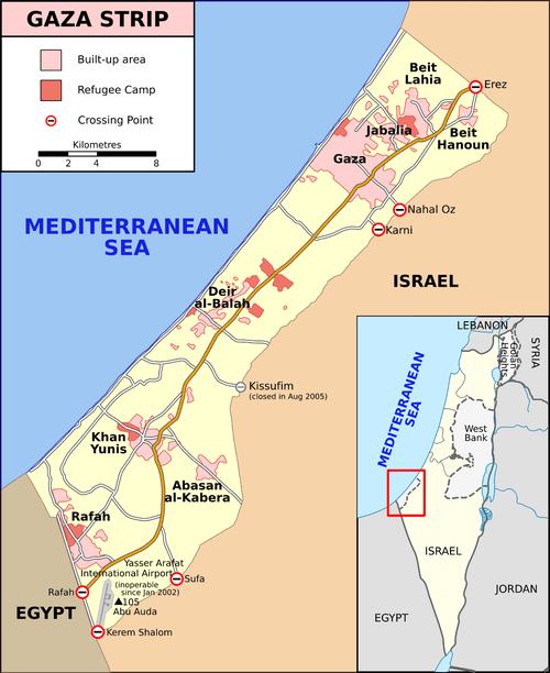Hamás y su gobernancia en Gaza – Por Benedetta Berti and Anat Kurz