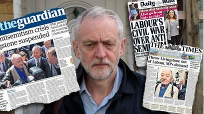 Ex-líder del Partido Laborista Gordon Brown confronta el antisemitismo laborista – Por Leah Rosenberg