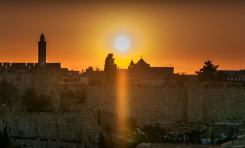 ¡Un sensacional paseo con las mejores imágenes de Jerusalén!