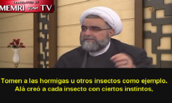 """Jeque de Hezbollah Tamer Hamza: """"Para los judíos, robar oro está en sus genes"""""""