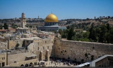 La soberanía en el Monte del Templo - Solo de Israel – Por Dr. Mordejai Keidar