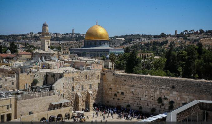 La soberanía en el Monte del Templo – Solo de Israel – Por Dr. Mordejai Keidar