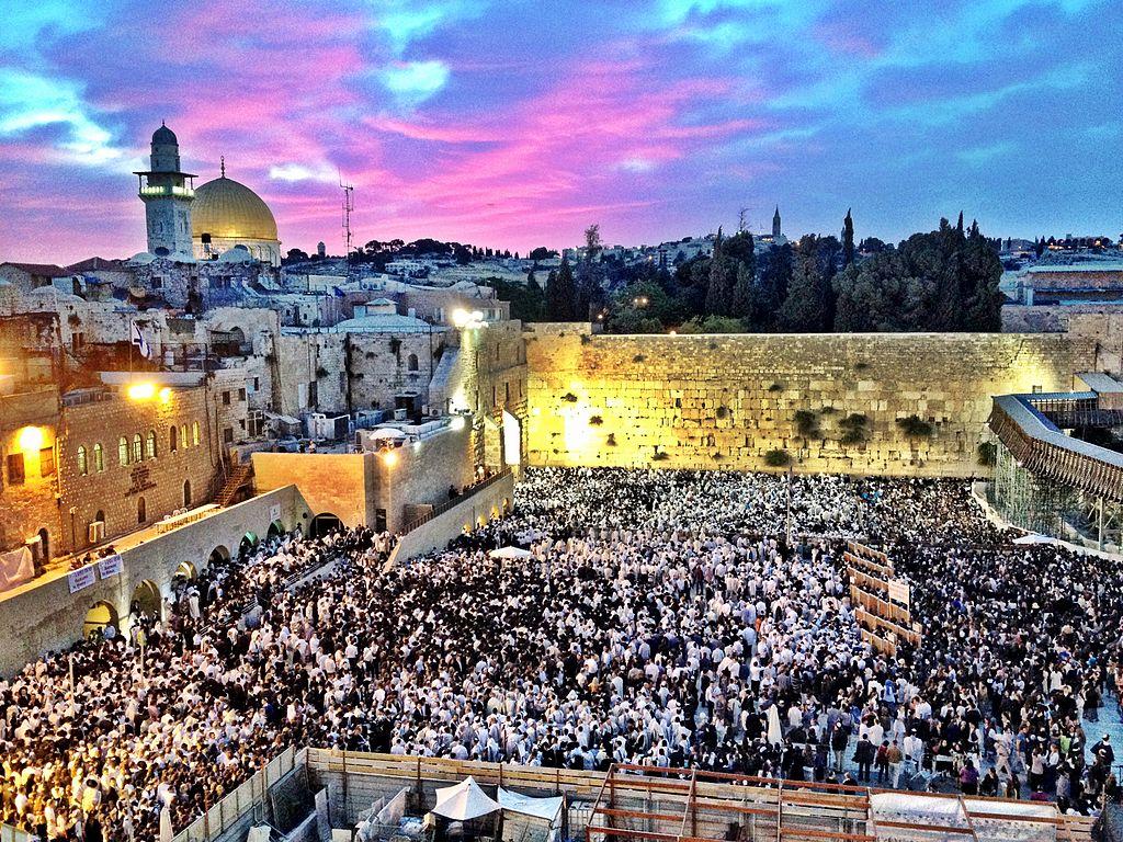 Respecto al futuro de Jerusalén – Por David M. Weinberg