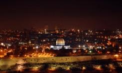 IM ESHKAJEJ YERUSHALAYIM ¡Si te olvidase oh Jerusalén, que se pudra mi diestra!