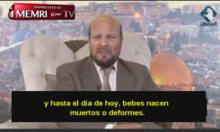 """Profesor jordano: """"El Holocausto fue una ilusión; la cifra de 6 millones es una gran mentira"""""""