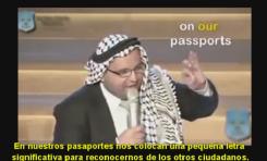 """""""Jordania es el estado apartheid, NO Israel"""""""