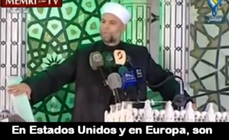 Sermón de los viernes en Siria - Los traicioneros judíos tratan de desarraigar al Islam