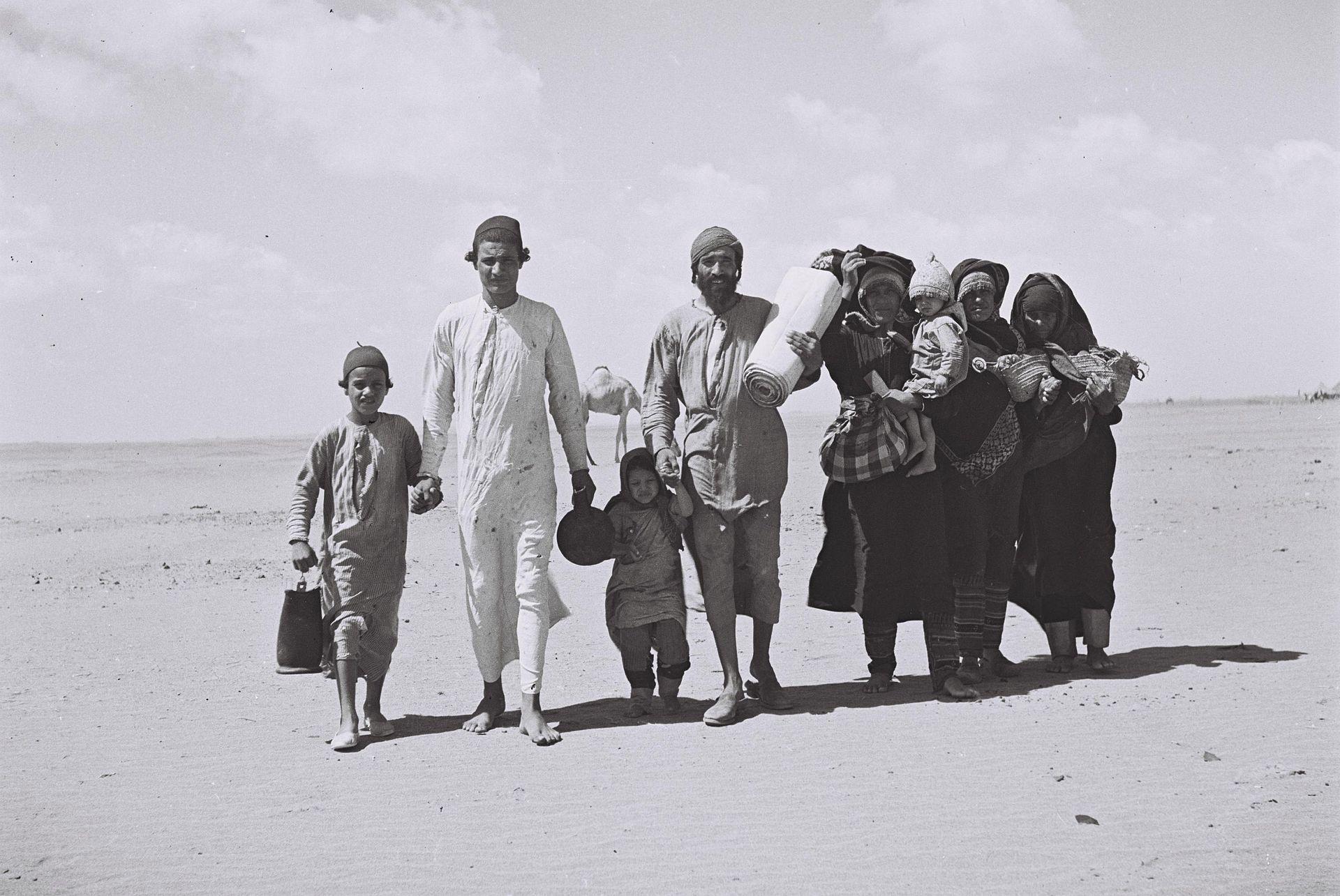 Las reparaciones para los judíos de los países árabes deben ser parte integral de cualquier acuerdo de paz – Por Dr. Edy Cohen (BESA)