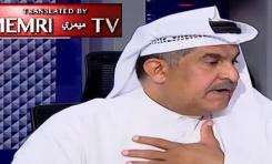 """Escritor kuwaití Abdullah Al-Hadlaq: """"Israel es un Estado legítimo, No hubo una Palestina"""""""